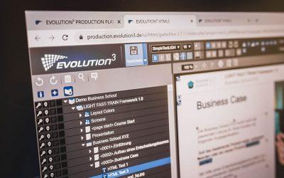 EVOLUTION³ 3.11 Release